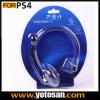 Cuffia collegata della cuffia avricolare di gioco con controllo PS4 volume/del Mic