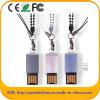 휴대용 퍼스널 컴퓨터 (EM606)를 위한 소형 지팡이 모양 Keychain USB 섬광 드라이브