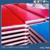 El panel de emparedado galvanizado caliente de la azotea