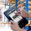 시장 Logistic Warehouse Use PDA/UHF 920-325m 3-4meter Nfc RFID Reader/1d Qr Code Barcode Scanner/Android Tablet PC Pad /Air Parcels Data Collector