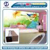 Jet d'encre Personalized White 3D Wallpaper