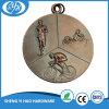 Il metallo personalizzato di marchio 3D mette in mostra la medaglia dell'incisione