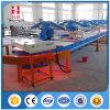 Stampatrice ovale della matrice per serigrafia del tessuto automatico da vendere