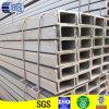Q235/Q345 U Stahlprofil-U-Profilstäbestahl (100X48mm)
