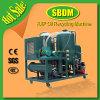 Purificador de petróleo continuo del vacío de la contaminación libre de Sbdm Kxp