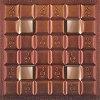 3D PUのホーム装飾のための革壁パネル1008-4年