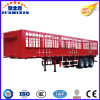 3개의 차축 말뚝 세 배 차축 담 수송 트럭 트레일러