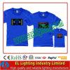 Внезапный EL Light вверх по T-Shirt (ELTS004)