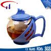 Hoog-Quanlity en verkoopt het best de Theepot van het Glaswerk (CHT8052)