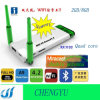 J22 Quad Core Rk3188 Android Mini PC IPTV Cortex A9 1.8GHz 2GB RAM 8GB Nand Flash Dual Wi-Fi Antena Novo