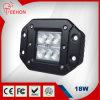 indicatore luminoso fuori strada del CREE LED di 18W 4X4