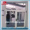 Alumínio para caixilhos de janelas com ruptura térmica e de poupança de energia