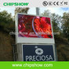 Panel LED Chipshow alta calidad P10 al aire libre a todo color RGB