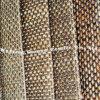 100% Polyester rugueux de toile de lin pour une utilisation à domicile