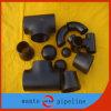 Acier noir 24 garnitures de pipe galvanisées par pouce