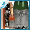 Wein-Firmenzeichen-Metallkennsatz-Bierflasche-Aufkleber-Kennsatz