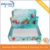 OEM 다채로운 인쇄 수공지 전시 상자 (AZ122918)