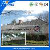 Azulejo de azotea de piedra concreto español de la capa del chalet tradicional en China