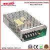 аттестация Nes-75-48 RoHS Ce электропитания переключения 48V 1.6A 75W