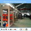 Máquina de fabricación de ladrillo concreta completamente automática de la buena calidad