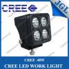 luz de conducción campo a través impermeable del CREE LED de la luz de la motocicleta 40W
