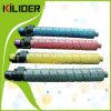 MP C5502 de Ricoh consumibles compatibles cartuchos de tóner de la copiadora láser a color