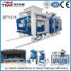 Bloc concret complètement automatique de qualité européenne effectuant la machine (QT12-15)