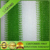 남아메리카에 135GSM Green White Color Shade Fabric