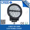 Lámparas del trabajo del CREE LED del poder más elevado 120W del tractor