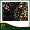 Tessuti netti africani ricamati pesanti Svizzera del merletto del merletto