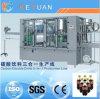 Zhangjiagang automatique de boissons gazeuses Machine de remplissage