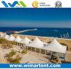 10X10m de Tent van de Pagode van de Vrije tijd voor Restaurant en Catering in Malta