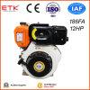 Dieselmotor met CE&ISO9001 voor de Pomp van het Water (ETK186FA (E))