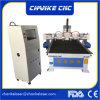 Alta calidad de vacío de la máquina Tabla cabeza del doble del grabado del CNC
