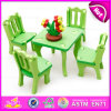 Kids, Children W03b042를 위한 3D Wooden Puzzle Mini Furniture를 위한 DIY Wooden Puzzle 3D Toy