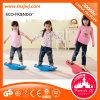 Giocattolo stabilito dell'equilibrio del percorso tattile dei bambini della stuoia di salto delle lettere