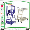 Etapa Ladder para Supermarket Use com Plateform
