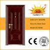外部の振動様式の入口の鋼鉄ドア(SC-S086)