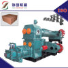 二重段階の真空の押出機、粘土の煉瓦プロセス機械