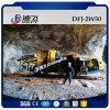 Piattaforma di produzione enorme del traforo sotterraneo di Defy nel Messico