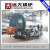 Tubo de humos Boiler 0.5ton/Hr a 10ton Gas LPG Fuel Boiler Price