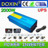 2000W DC에 AC UPS Funsion Charger Pure Sine Wave Inverter Without MPPT