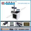 금속 기술을%s 탁상용 LCD 섬유 Laser 표하기 기계