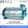 Kleid der Kapazitäts-200kg-300kg/Jeans/Wolle-/Gewebe-Wasser-Waschmaschine/Wäscherei-waschende Maschinerie