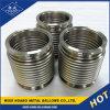 300 Serie Edelstahl-metallische flexible Faltenbalg-