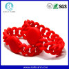 빨간색 ISO14443A/B UHF RFID Chamilia 팔찌