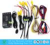 Fahrzeug 4-Channel Ableiter-Karten-bewegliches Auto DVR Xy-7028 H.-264