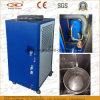 Refrigeratore di acqua raffreddato aria con il serbatoio di acqua dell'acciaio inossidabile