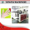Cer-Bescheinigungs-Wegwerfplastikhandschuh, der Maschine herstellt