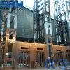 Sala de máquinas pequeñas de la SRH 630-2000kgs elevador de pasajeros